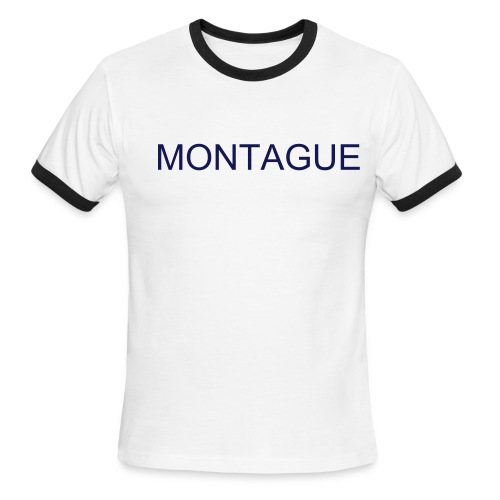 Montague Men's Tee - Men's Ringer T-Shirt
