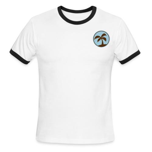 maui t - Men's Ringer T-Shirt