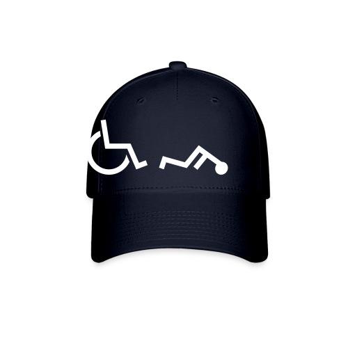 Fallen Handicap Flexfit Hat - Baseball Cap