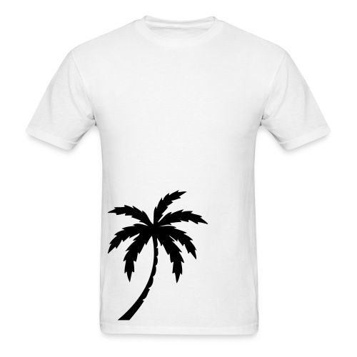 Large Palm - Men's T-Shirt