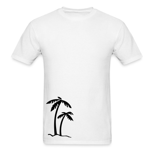 2 Small Palms - Men's T-Shirt