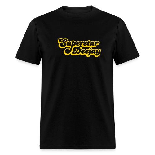 Superstar Deejay - Men's T-Shirt