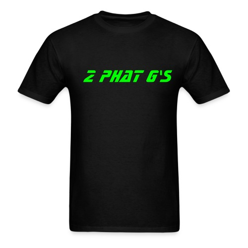 2 Phat G's T-shirt - Men's T-Shirt
