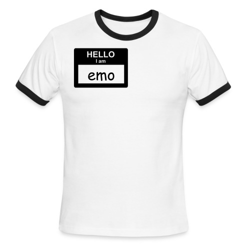 Hello I'm.... Shirt - Men's Ringer T-Shirt