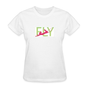 A Basic :) FLY! - Women's T-Shirt