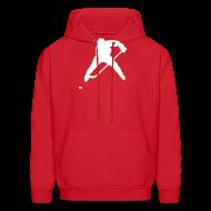 Hoodies ~ Men's Hoodie ~ Mens Hockey Hoodie