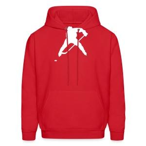 Mens Hockey Hoodie - Men's Hoodie