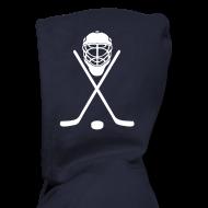 Zip Hoodies & Jackets ~ Men's Zip Hoodie ~ Mens Zip Up Hoodie with logo on hood
