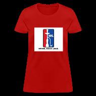 Women's T-Shirts ~ Women's T-Shirt ~ Women's National Hookah League (NHL) Tee