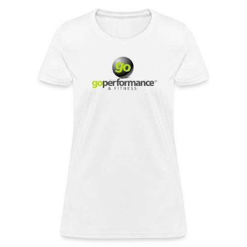 Womens white tee - Women's T-Shirt