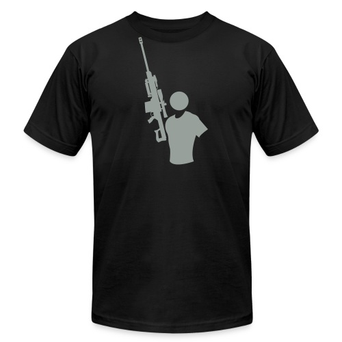 50 Cal. Tee - Men's Fine Jersey T-Shirt