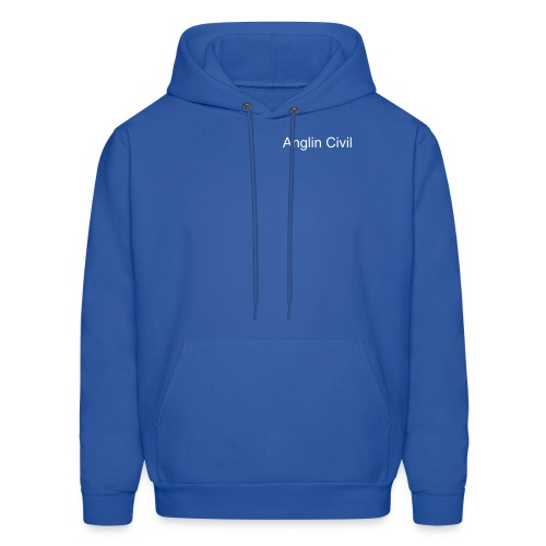 Anglin Civil Hooded Sweatshirt - Men's Hoodie