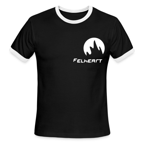 Felheart Unknown - Men's Ringer T-Shirt