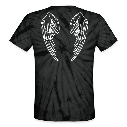 Angel Wings T - Unisex Tie Dye T-Shirt
