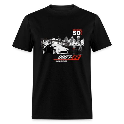DRIFT-R San Diago - Men's T-Shirt