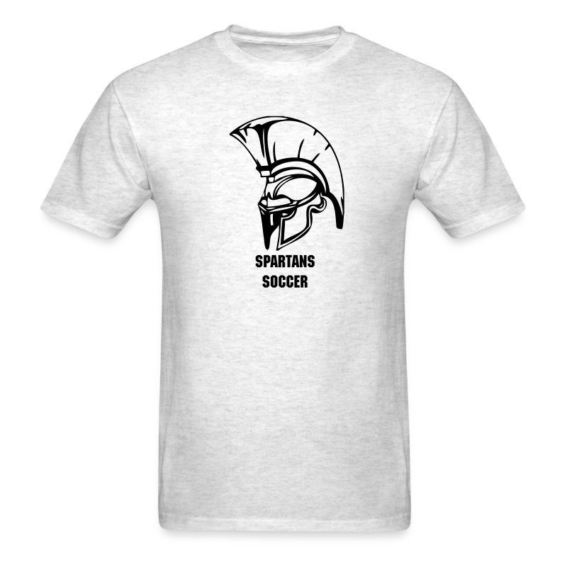Trojans Or Spartans Custom Sports Graphic T Shirt