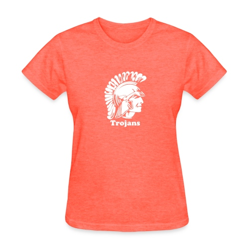 Tojan or Spartan Custom Team Jersey - Women's T-Shirt