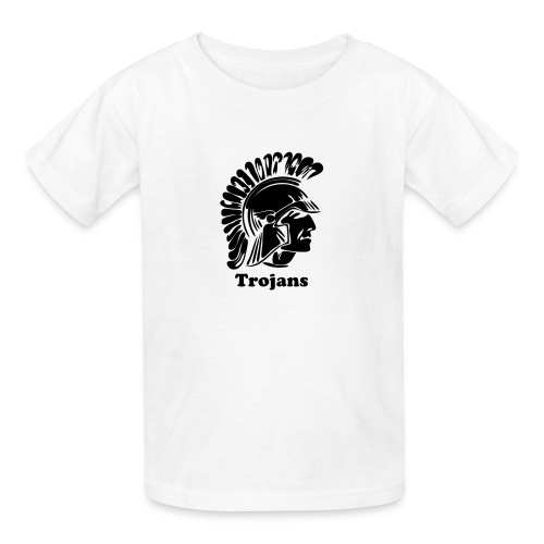 Tojan or Spartan Custom Team Jersey - Kids' T-Shirt
