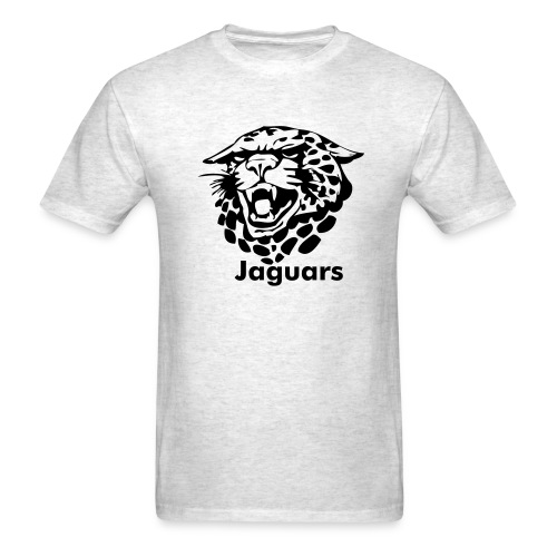 Custom Jaguars team Graphic - Men's T-Shirt
