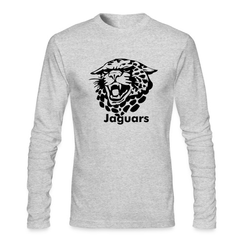 Custom Jaguars team Graphic - Men's Long Sleeve T-Shirt by Next Level