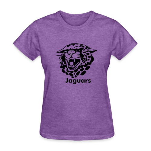 Custom Jaguars team Graphic - Women's T-Shirt