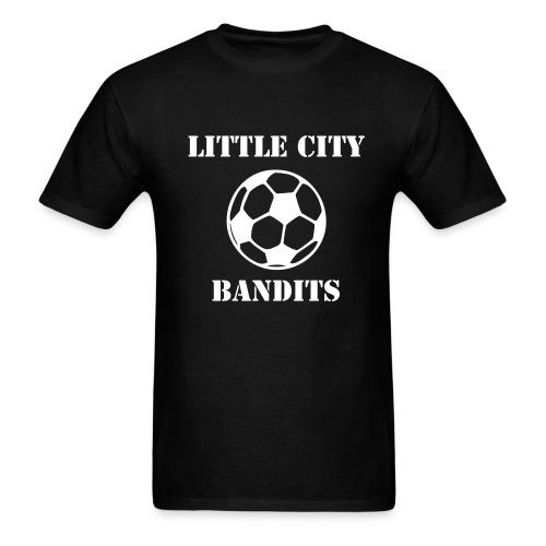 Men's LC Bandits Shirt (White Text) - Men's T-Shirt