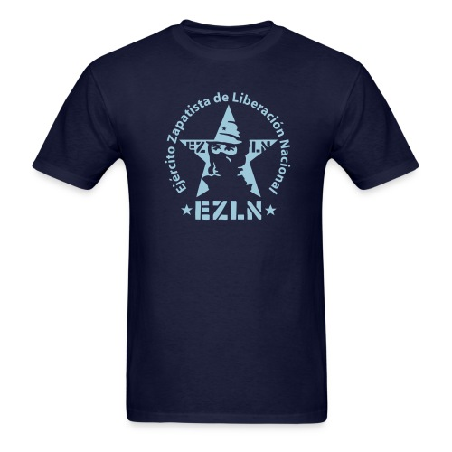 EZLN Zapatistas T-Shirt - Men's T-Shirt