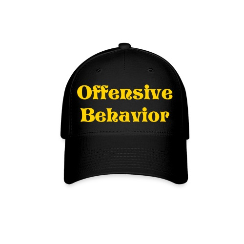 OffensiveBehaviorTV - Baseball hat - Baseball Cap