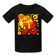 Kids' Shirts ~ Kids' T-Shirt ~ Birthday Shirt 5 Years - Happy Birthday Design - Special present - Geburtstag Shirt
