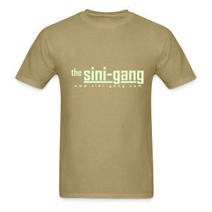 Khaki Lightweight Tee - Men's T-Shirt