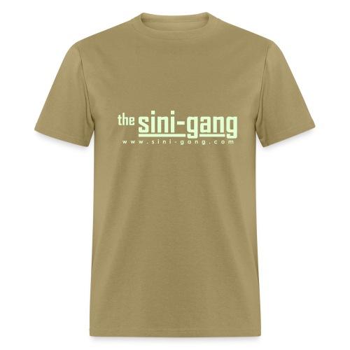 Khaki Lightweight Tee - Men's T-Shirt