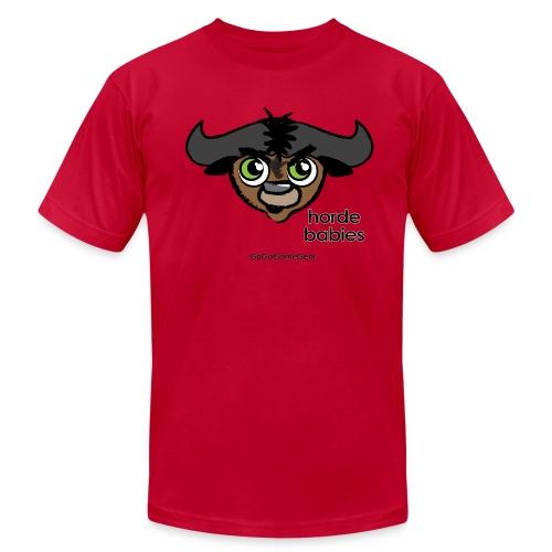 Horde Babies: Tyrone AA T-Shirt - Men's Fine Jersey T-Shirt