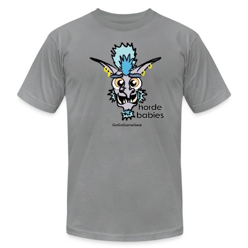 Horde Babies: Sebastian AA T-Shirt - Men's Fine Jersey T-Shirt