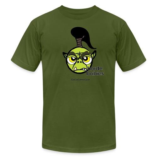 Horde Babies: George AA T-Shirt - Men's Fine Jersey T-Shirt