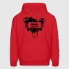 Red Dope Shit Hoodies - Men's Hoodie