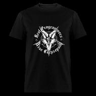 T-Shirts ~ Men's T-Shirt ~ Real Programmers Wear Corpsepaint