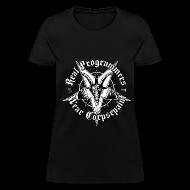 T-Shirts ~ Women's T-Shirt ~ Real Programmers... (Women's)