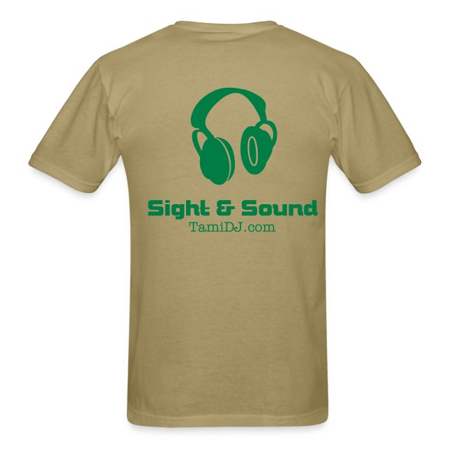 sight & sound tamidj tee