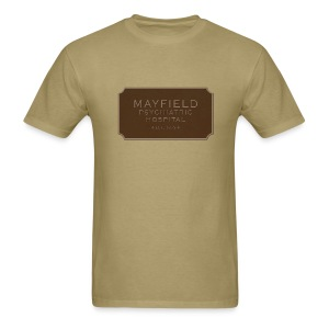 House Season 6: Mayfield Asylum - Men's T-Shirt