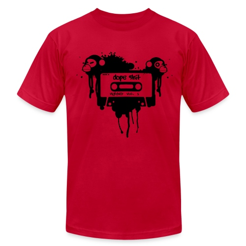 DS Mixtape - Men's Fine Jersey T-Shirt