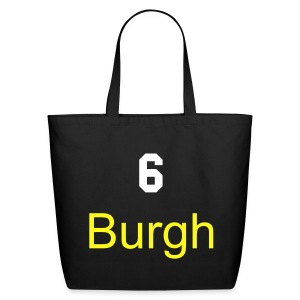 6burgh Tote bag - Eco-Friendly Cotton Tote