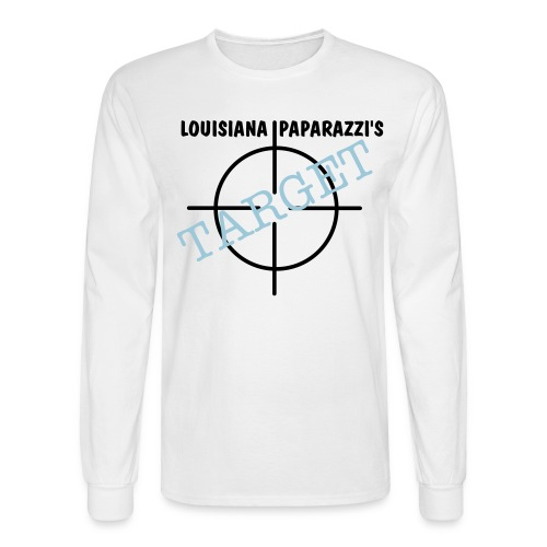 PAPARAZZI'S TARGET! - Men's Long Sleeve T-Shirt