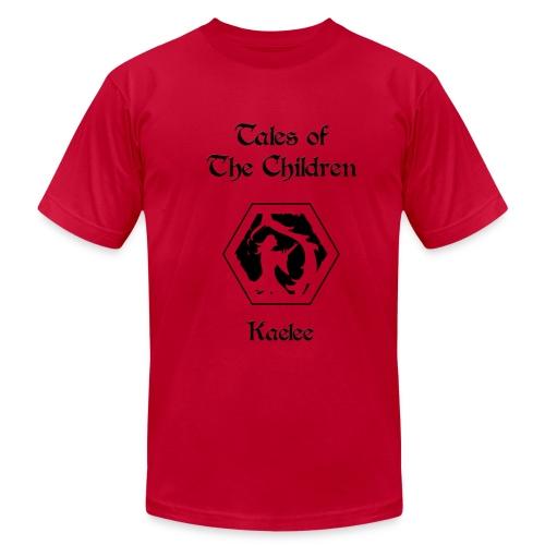 Tales of the Children - Kaelee - Men's Fine Jersey T-Shirt