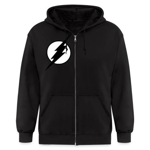 Flash Entry - Hoodie - Men's Zip Hoodie