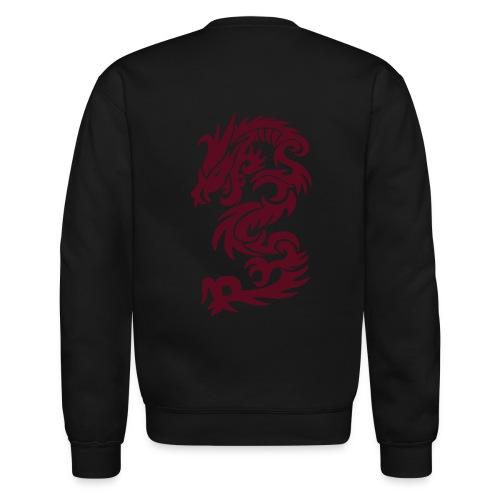 Dragon Tie - Sweatshirt - Crewneck Sweatshirt