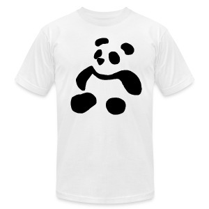 Shadow Panda - Men's Fine Jersey T-Shirt