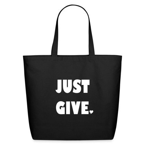 Just Give Basic Tote - Eco-Friendly Cotton Tote