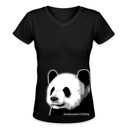 bigpanda - Women's V-Neck T-Shirt
