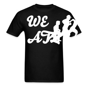 We Run ATL Tee - Men's T-Shirt