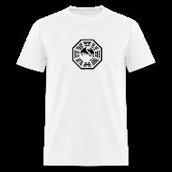 T-Shirts ~ Men's T-Shirt ~ Dharma Initiave T-Shirt LOST Tee